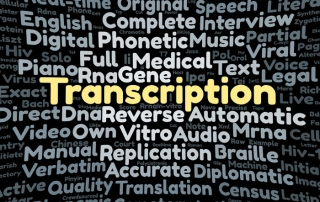 Professional Transcription Service - Syracuse NY