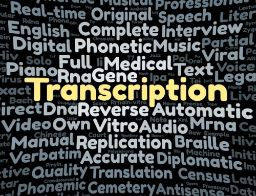 5 Businesses That Use A Transcription Service